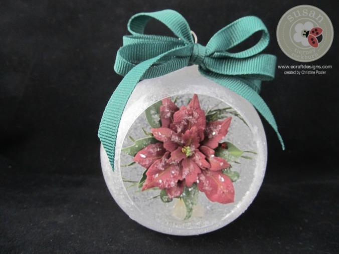 Poinsettia Ornament 201415 1