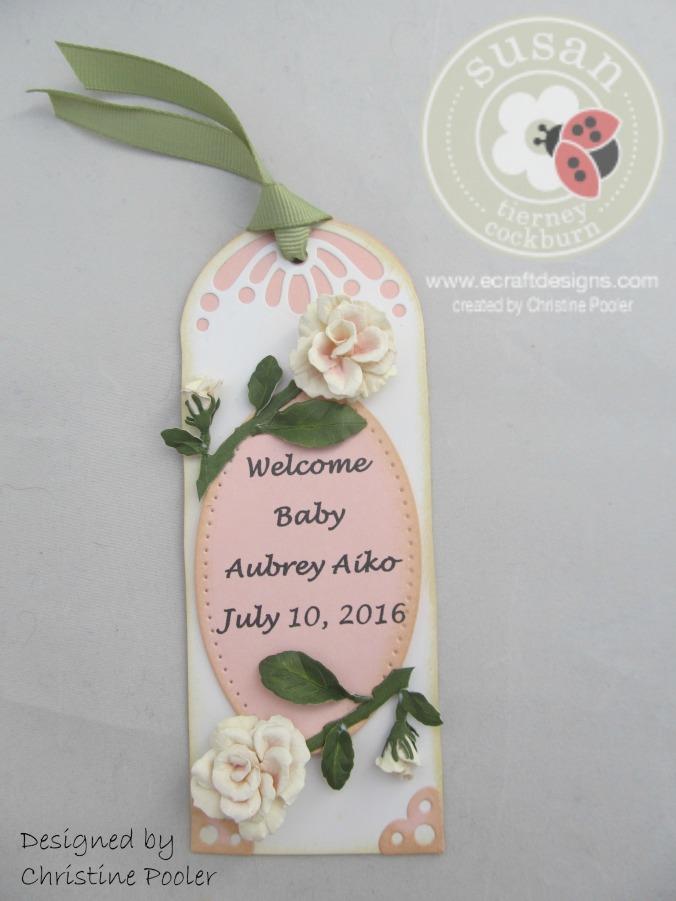 Sweet Aubrey Tag