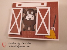 brownie the cow pop up 2