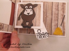 brownie the cow pop up 3